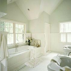Bathroom -- Cottage Design