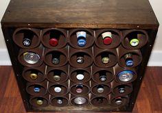 Bottles into box use