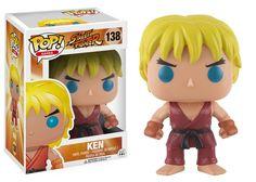 *Pop! Games: Street Fighter - Ken*