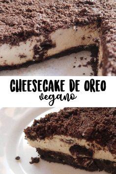 Delicious Vegan Recipes, Great Recipes, Vegetarian Recipes, Cooking Recipes, Favorite Recipes, Vegan Sweets, Vegan Snacks, Vegan Desserts, Vegan Challenge