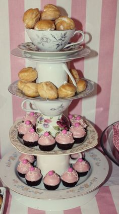Cake stand idea