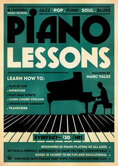 Piano Lessons Flyer Template Bleedinchcmcolor Music Logo