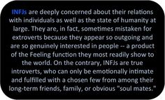 Imagen de feeling, infj, and introvert