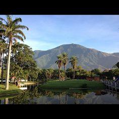 Parque Generalísimo Francisco de Miranda en Caracas, Estado Miranda