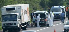 Austria, encuentran refugiados muertos dentro de un camión - http://www.absolutaustria.com/austria-encuentran-refugiados-muertos-dentro-de-un-camion/