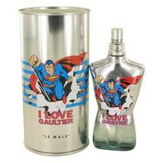 Jean Paul Gaultie... finally arrived! Check it out http://www.luckyfragrance.com/products/jean-paul-gaultier-cologne-by-jean-paul-gaultier-superman-eau-fraiche-spray-limited-edition?utm_campaign=social_autopilot&utm_source=pin&utm_medium=pin