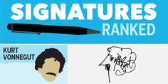 The 17 Coolest Signatures Of Famous People Through History Like this.