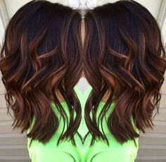 Stunning fall hair colors ideas for brunettes 2017 30