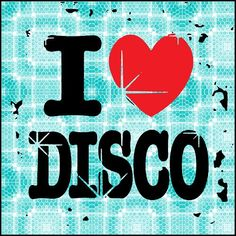 """I like to """"rock it hard""""...but when I'm in the mood...I sure do love to """"flash-it-back"""" with some disco :)"""