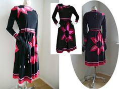 Vintage #LOUISFÉRAUD Dress 1970s Vintage by #SuitcaseInBerlin