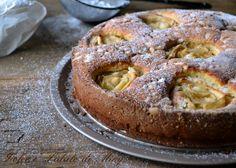 ricetta torta di mele con le rose| Dolce e Salato di Miky