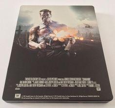 #1Day1Steelbook Commando BluRay Steelbook from UK  @zavviuk #steelbook #steelbookfan #steelbookaddict #steelbookcollection #bluray #bluraysteelbook #dvd #movie #UKSteelbook #cinema #collection #Fan #moviecollection #collector #edition #film #commando #arnoldschwarzenegger #jamiefoxx #vernonwells #danhedaya #raedawnchong #jamesolson #alyssamilano #20thcenturyfox @20thcenturyfox