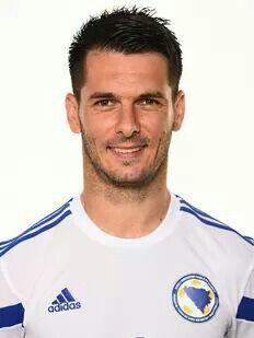 Emir Spahic - Bosnia and Herzegovina