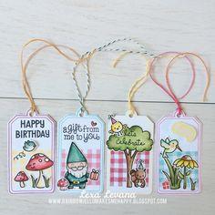 Birthday Gift Tag Set   by lexa_levana