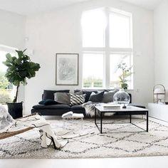 21 Modern Scandinavian Living Room Design Ideas