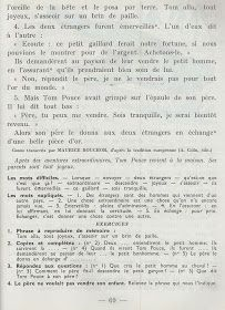 Manuels anciens: Juredieu, Lisons de belles histoires CE1 (1960) French Learning Books, French Education, French Grammar, Lus, France, Learn French, Physique, Islam, Literature