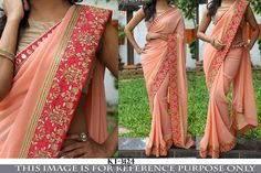 SFH Sari Indian Bollywood Designer Festival Saree Lehenga Party Wedding KT-3124…