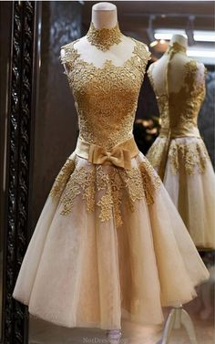 A wide selection of casual dresses,cute dresses and red dresses are at a discount and caradress recommends elegant gold lace homecoming dresses 2017 high neck sleeveless with bow women cocktail party gowns real photos short prom gown greatly. Elegant Dresses For Women, Pretty Dresses, Casual Dresses, Short Dresses, Formal Dresses, Dresses Dresses, Dresses 2016, Mini Dresses, Formal Prom