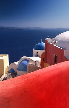 The Colours of Santorini, Greece