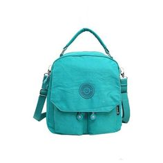 Women Nylon Waterproof Shoulder Bags Crossbody Bags Backpack Handbag