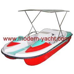 4 seats Pedalo Boat WP04H03
