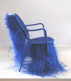 Nina Chair by Joel D'Orazio
