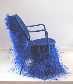 Nina Chair by Joel D'Orazio