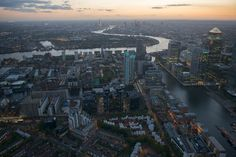 Dizzying Aerial Photos Of London