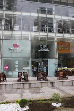 Av. Rio Branco - Comercio local e clinica de depilação
