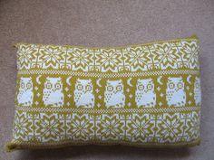 Ravelry: lynnlou63's Night Owl Cushion