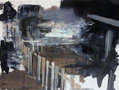 """Saatchi Art Artist Julien Spianti; Painting, """"Nowhere (SOLD)"""" #art"""