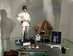Hot Toys - Star Wars IV A New Hope - Luke Skywalker