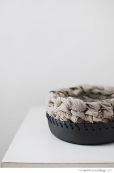 Lisa Tilse ROCKPOOL vessel via the red thread