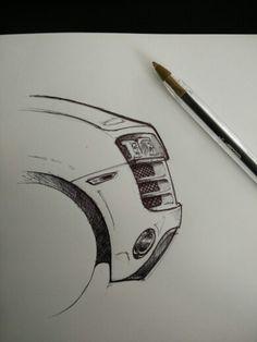 ballpoint pen scribble
