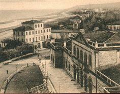 Rimini 1920 circa Lo Stabilimento idroterapico e il Kursaal