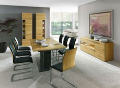essgruppe cando von hartmann esszimmer esstisch stuhl. Black Bedroom Furniture Sets. Home Design Ideas