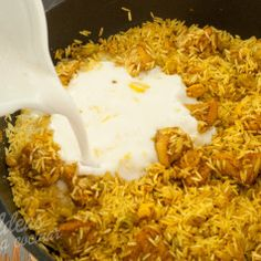 Biryani, Hindu India, Indian Food Recipes, Ethnic Recipes, Naan, Sin Gluten, Fried Rice, Food To Make, Curry