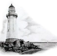Lighthouse_drawing-340x333.jpg (340×333)