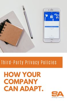 In a changing digital landscape, it can be difficult to navigate privacy policies and still be effective marketers. That's why SA has some advice when it comes to adapting to new restrictions for third-party data on Facebook.  #DigitalMarketing #SocialMediaMarketing #SocialMedia #OnlinePrivacy #DigitalPrivacy Only Facebook, Facebook Users, Social Media Marketing, Online Marketing, Digital Marketing, Word Out, Third Party, Privacy Policy