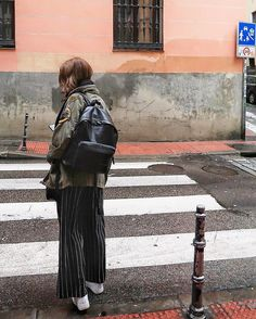708f38d356f Always look right AND left before crossing the street. Picture by  @joythielemans wearing our