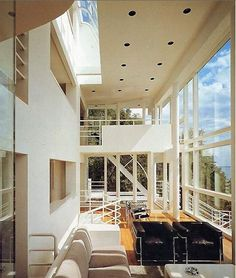 AD Classics: Douglas House / Richard Meier interior2 – ArchDaily