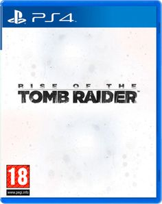 Rise of the Tomb Raider PS4 - NOT OUT YET