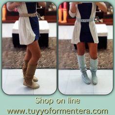 B7 BOOTS & TUyYO formentera  #formentera #botas #boots   www.tuyyoformentera.com