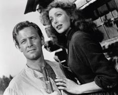 William Holden and Loretta Young - Rachel and the Stranger