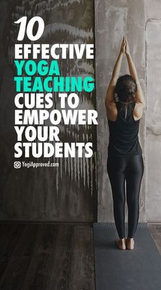 As yoga teachers, we have a responsibility to our students to ensure they feel safe and comfortable during class.
