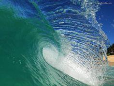 Nature Wallpaper : Inside Wave (by Clark Little) Nature Wallpaper, Wallpaper S, Clark Little Photography, Under The Sea, Waves, Outdoor, Curls, Desktop, Paintings