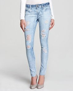 DL1961 Jeans - Amanda Skinny in Frenzy | Bloomingdale's