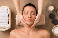 Facial Massage At Spa. Beautiful Latin Woman Getting Facial Massage At Spa , Massage Tips, Face Massage, Massage Therapy, Facial Pictures, Massage Pictures, Facial Pics, Homemade Acne Treatment, Facial Treatment, Technique Massage