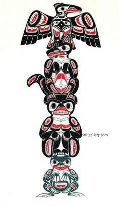 Google Image Result for http://www.pathgallery.com/images/products/Shorty,_Rick_Crow_Wolf_Frog_Bear_Totem_900_txt.jpg