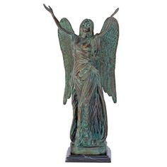 Celestine Angel Garden Statue